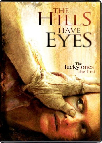 The Hills Have Eyes DVD (R-Rated) (2006) (Free Shipping)