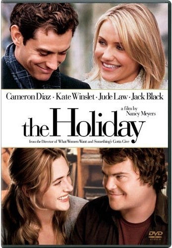 The Holiday DVD (Free Shipping)