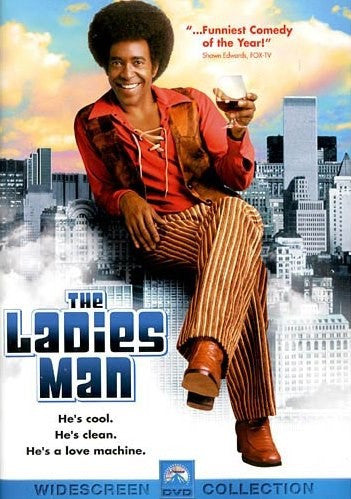 The Ladies Man DVD (Free Shipping)