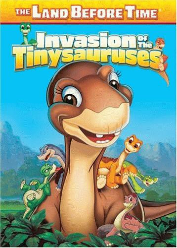 The Land Before Time 11 - Invasion Of The Tinysauruses DVD (Free Shipping)