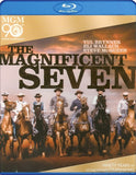 The Magnificent Seven Blu-Ray (Free Shipping)