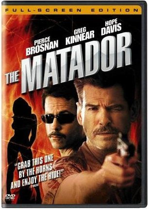 The Matador DVD (Fullscreen) (Free Shipping)