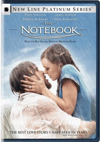 The Notebook DVD (Free Shipping)