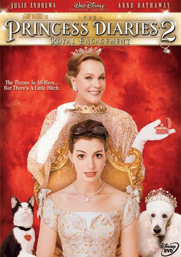 The Princess Diaries 2 - Royal Engagement DVD (Widescreen) (Free Shipping)