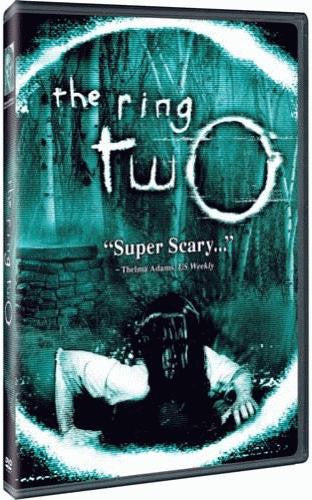 The Ring Two DVD (Fullscreen / PG-13) (Free Shipping)