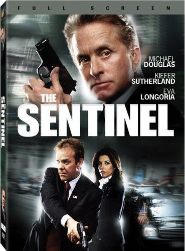 The Sentinel DVD (Fullscreen) (Free Shipping)