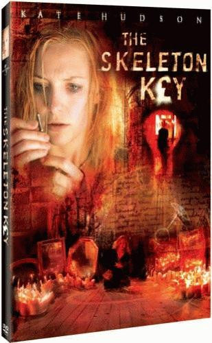 The Skeleton Key DVD (2005 / Widescreen) (Free Shipping)