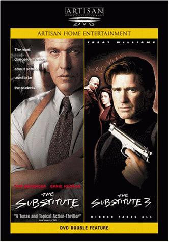 The Substitute / The Substitute 3: Winner Takes All DVD (Free Shipping)