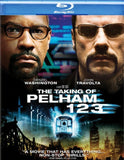 The Taking Of Pelham 1 2 3 Blu-ray (Free Shipping)