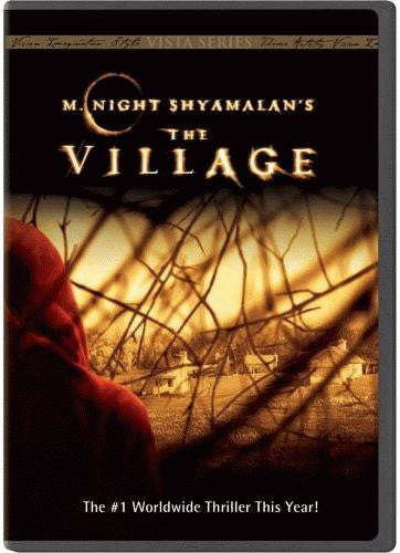 The Village DVD (Fullscreen Edition) (2004) (Free Shipping)