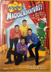 The Wiggles Magical Adventure DVD (Free Shipping)