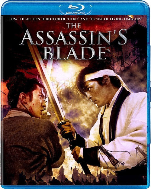 The Assassin's Blade Blu-Ray + DVD (2-Disc Set) (Free Shipping)