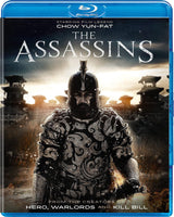 The Assassins Blu-Ray (Free Shipping)