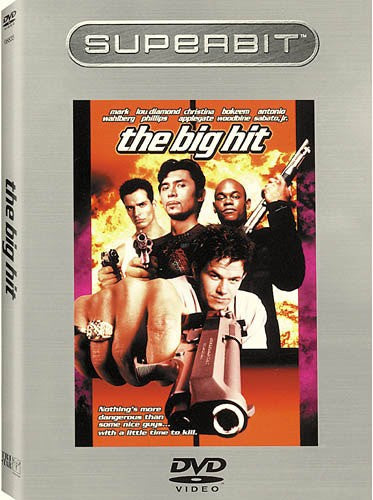 The Big Hit DVD (Superbit Collection) (Free Shipping)