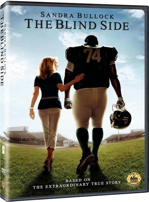 The Blind Side DVD (Free Shipping)