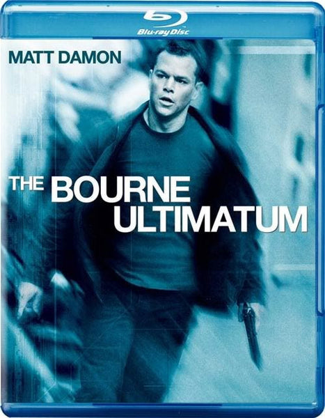The Bourne Ultimatum Blu-Ray (Free Shipping)