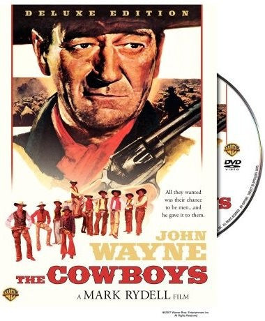 The Cowboys DVD (Deluxe Edition) (Free Shipping)