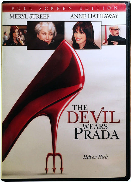 The Devil Wears Prada DVD (Fullscreen) (Free Shipping)