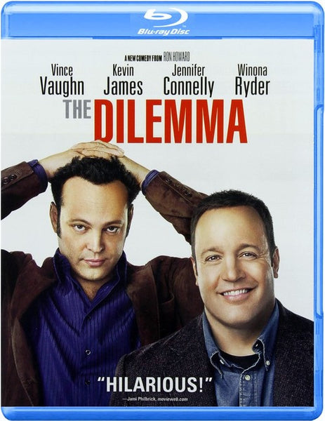 The Dilemma Blu-Ray (Free Shipping)