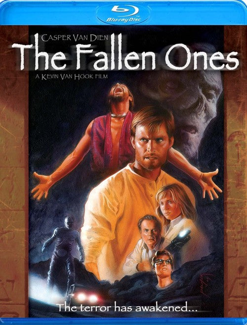 The Fallen Ones Blu-Ray (Free Shipping)