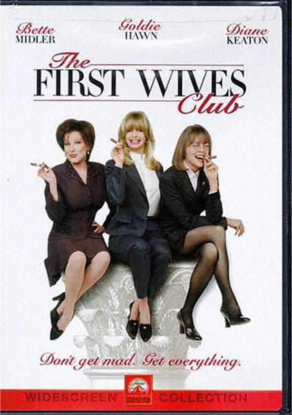 The First Wives Club DVD (Free Shipping)