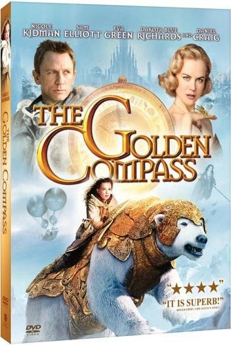 The Golden Compass DVD (Widescreen) (Free Shipping)