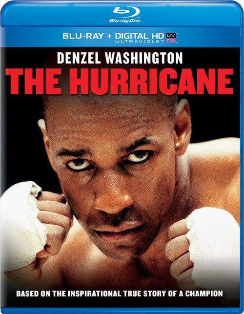 The Hurricane Blu-ray + Digital HD UltraViolet (Free Shipping)