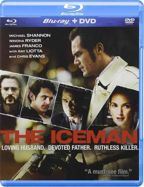 The Iceman Blu-Ray (Free Shipping)