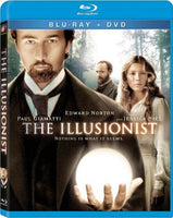 The Illusionist Blu-Ray (2-Disc Set) (Free Shipping)