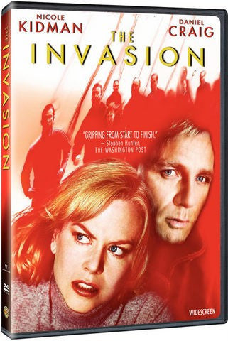 The Invasion DVD (Free Shipping)