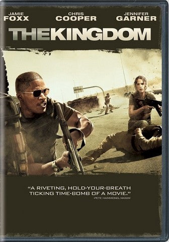 The Kingdom DVD (Widescreen) (Free Shipping)