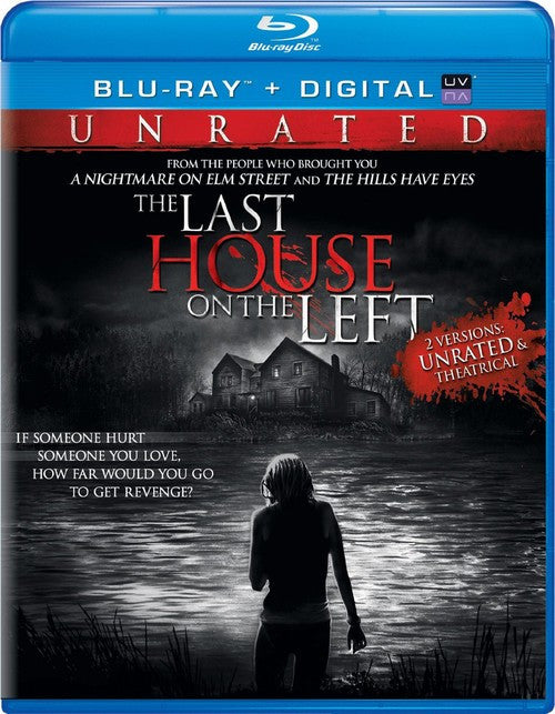 The Last House on the Left Blu-ray + Digital Copy + UltraViolet (Free Shipping)
