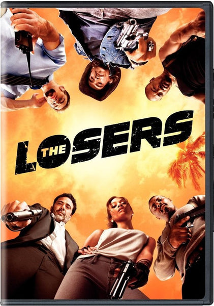The Losers DVD (Free Shipping)