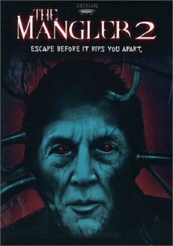 The Mangler 2 DVD (Free Shipping)