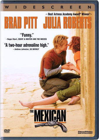 The Mexican DVD (Free Shipping)