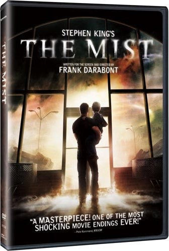 The Mist DVD (Free Shipping)