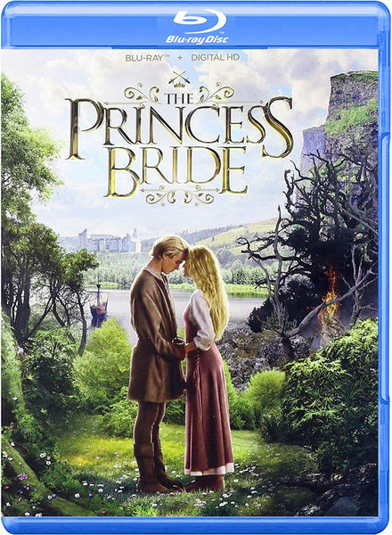 The Princess Bride Blu-Ray + Digital HD (Anniversary Edition) (Free Shipping)