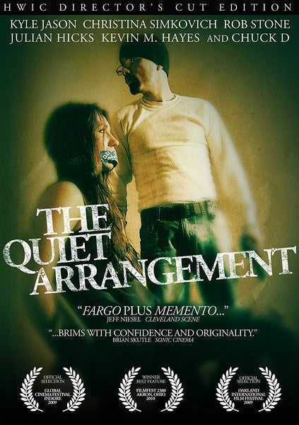 The Quiet Arrangement DVD (Free Shipping)
