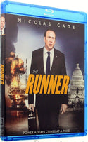 The Runner Blu-Ray (Free Shipping)