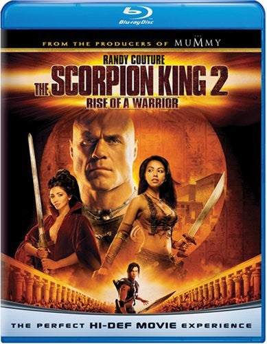 The Scorpion King 2 - Rise Of A Warrior Blu-Ray (Free Shipping)