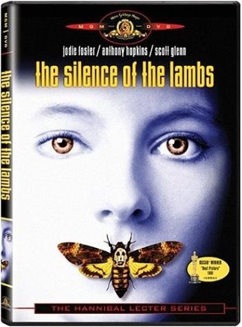 The Silence Of The Lambs DVD (Fullscreen Spedial Edition) (Free Shipping)