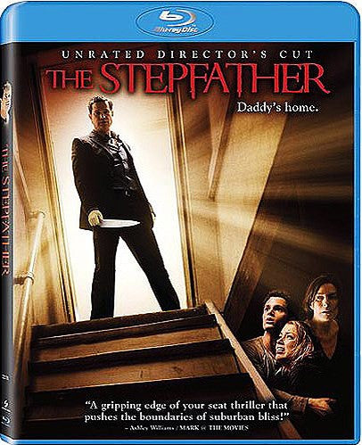 The Stepfather Blu-Ray DVD (Unrated Director's Cut) (Free Shipping)
