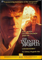 The Talented Mr. Ripley DVD (Free Shipping)
