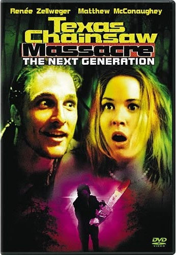 Texas Chainsaw Massacre - The Next Generation DVD (Free Shipping)