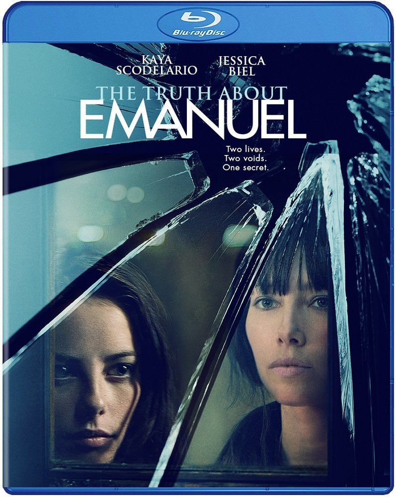 The Truth About Emanuel Blu-Ray (Free Shipping)