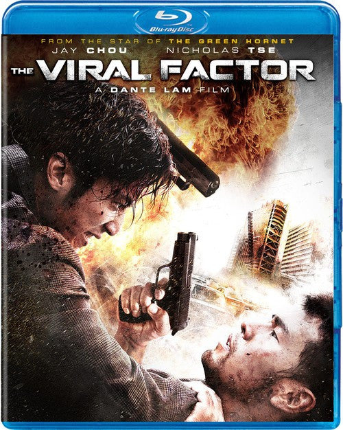 The Viral Factor Blu-Ray (Free Shipping)