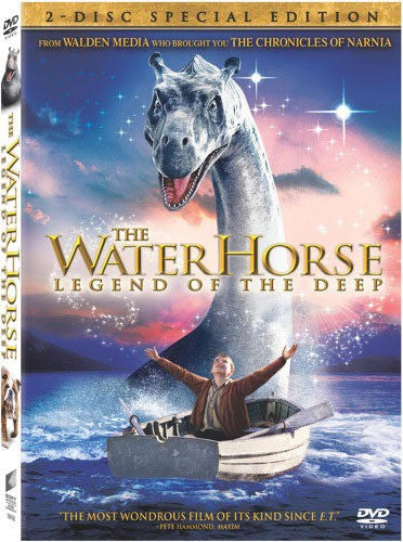 The Water Horse: Legend of the Deep DVD (2-Disc) (Free Shipping)