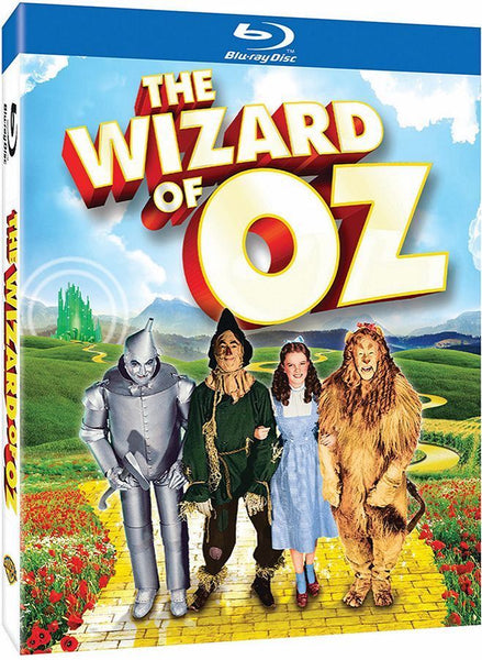 The Wizard Of Oz Blu-Ray (75th Anniversary Edition) (Free Shipping)