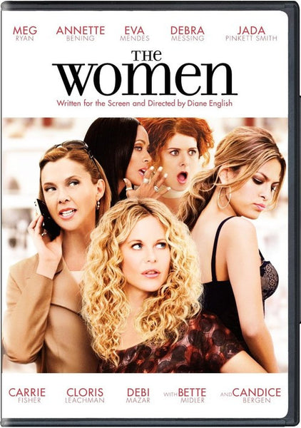 The Women DVD (Free Shipping)