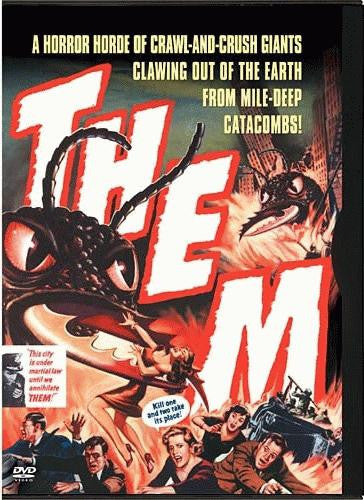 Them DVD (Free Shipping)